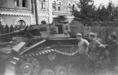 German Armor Camouflage