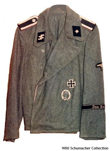 Waffen-SS Assault Gun Uniforms
